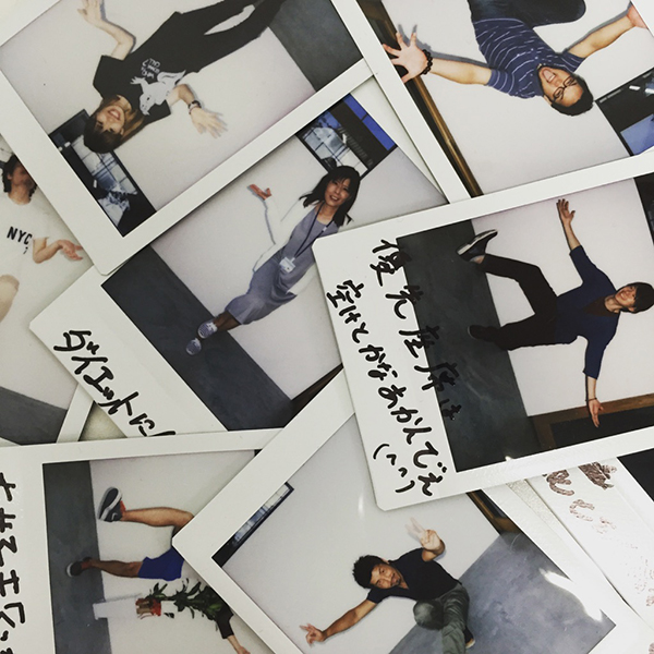 ドボフォト公開、スタッフ紹介vol.4