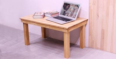 ローテーブル作りました!