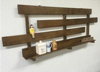 気軽にチャレンジしたいすのこDIY ~木製すのこ~