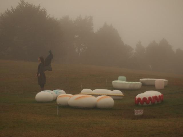 極寒の中、毎年恒例 六甲山へ!