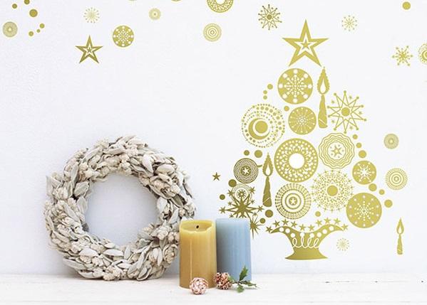 クリスマス、飾り付け準備アイテムのご紹介♪