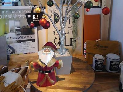 あっちもこっちもクリスマス☆