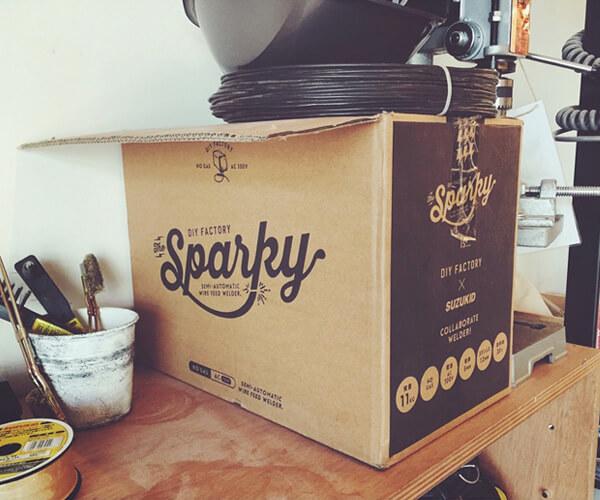 sparkyのパッケージ