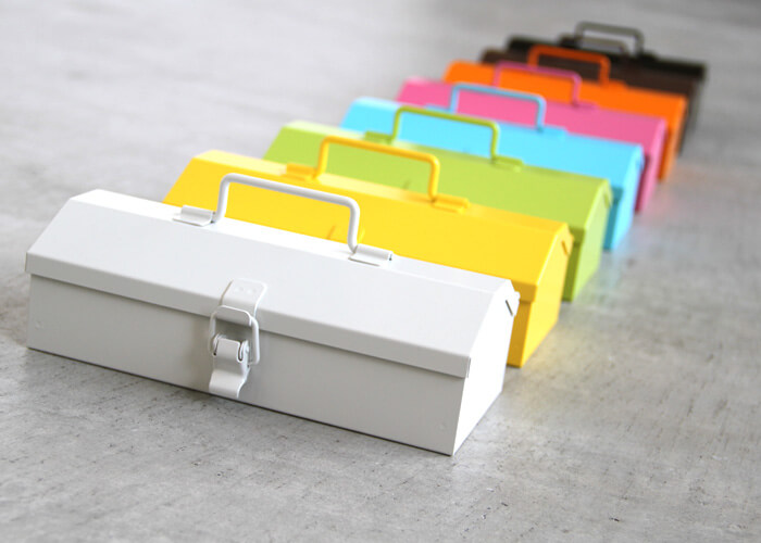 プレゼントした工具箱cotetsu、使ってる?