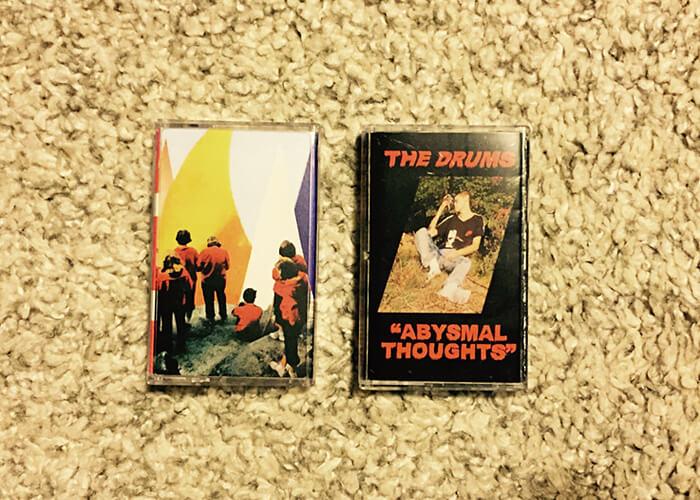 新規カセットテープ
