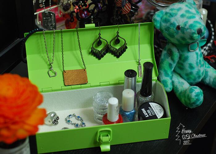cotetsuを化粧箱として使用している写真