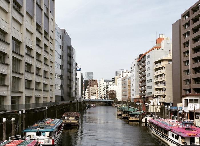 バンデラスが東京で出会った風景