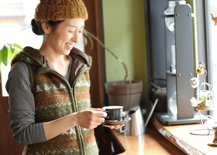 じっくり、ゆっくり、カフェ時間