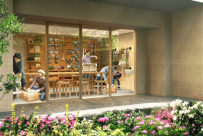 DIY工房付きマンションが2017年度グッドデザイン賞を受賞!