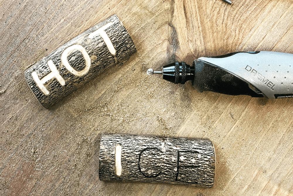 「ミニルーター」と「木の彫刻」と「トーマス」の話。