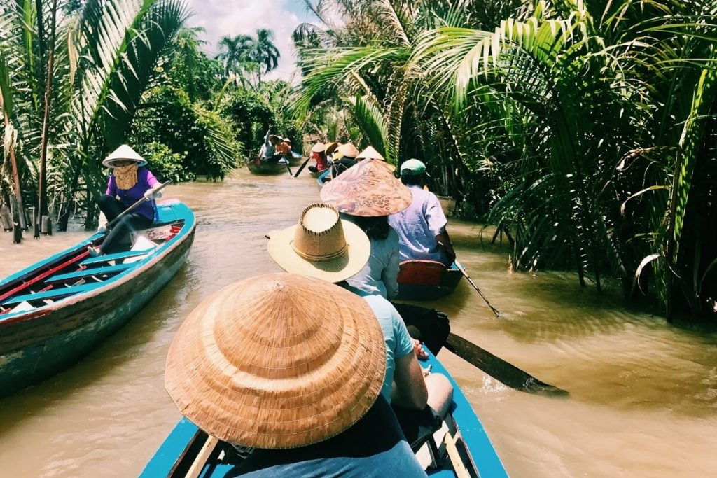 今年の夏旅行第一弾はベトナム!