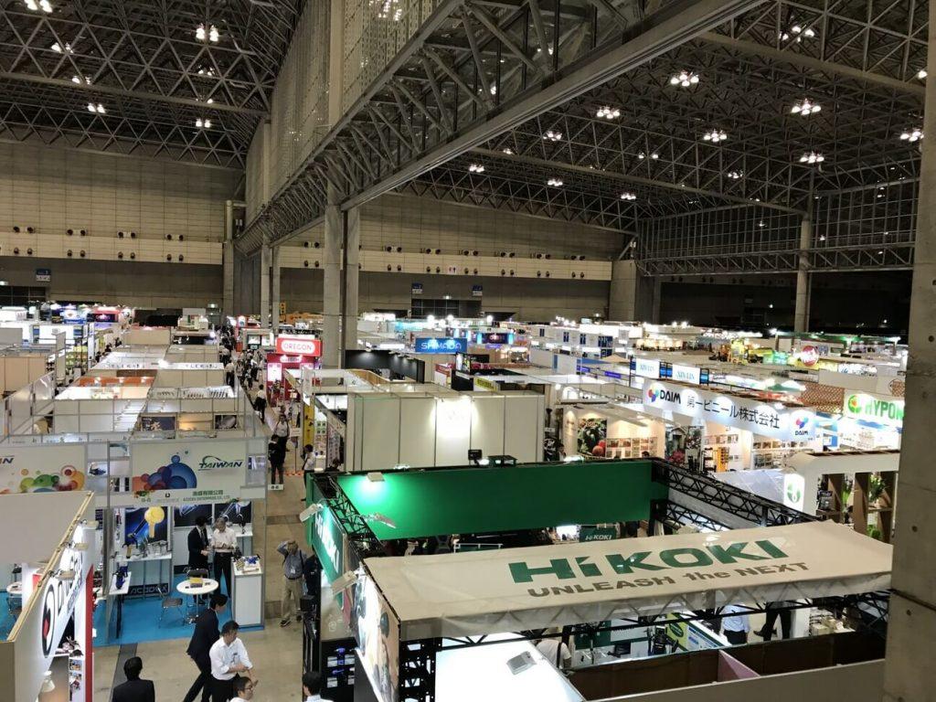 EXPO[TOOL JAPAN]へ