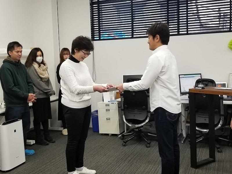 コアバリュー賞受賞